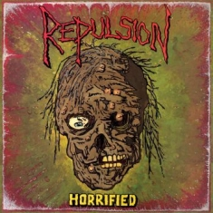 Repulsion - Horrified Anniversary Picture Disc