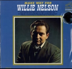 Nelson Willie - Make Way For Willie [import]