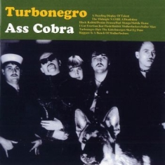 Turbonegro - Ass Cobra - Lp Black