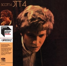 Walker Scott - Scott 4 (Ltd Vinyl)