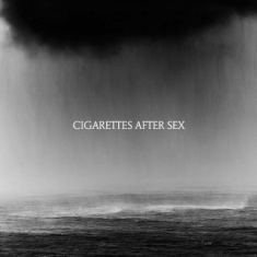 Cigarettes After Sex - Cry (Ltd.Ed. - Clear)