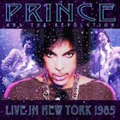 Prince - Live New York 1985 (3-Lp)