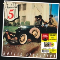Jackson 5 - Moving Violation (Coloured) [import