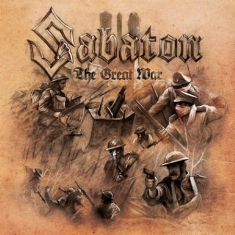 Sabaton - Great War (Ltd Earbook 2CD)
