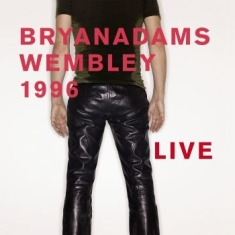 Bryan Adams - Wembley 1996 Live (White Vinyl)