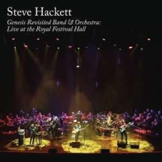 Hackett Steve - Genesis Revisited.-Cd+Dvd