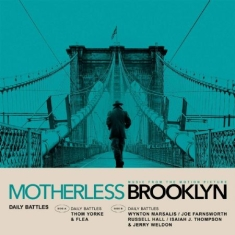 Thom Yorke Flea & Wynton Mar - Daily Battles (From Motherless