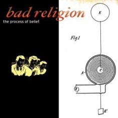 Bad Religion - The Process Of Belief (Black & Whit
