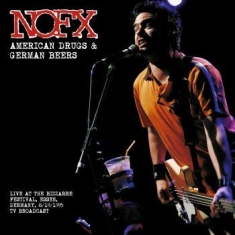 Nofx - Live At The Bizarre Festival 1995