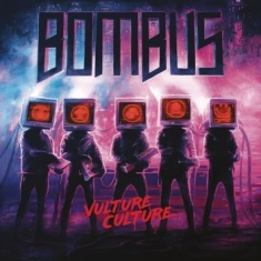 Bombus - Vulture Culture -Lp+Cd-