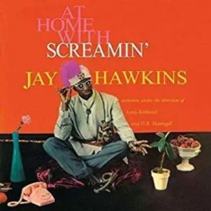 Screamin' Jay Hawkins - At Home With (Vinyl)