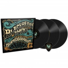 Blackberry Smoke - Homecoming - Live In Atlanta (3 Lp)