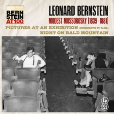 Bernstein Leonard - Mussorgsky - Pictures At An Exhibit