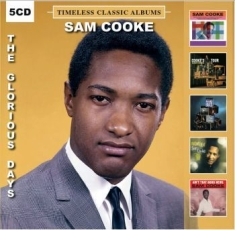 Cooke Sam - Timeless Classic Albums