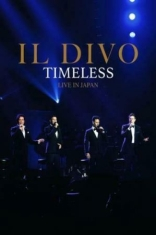Il Divo - Timeless Live In Japan (Br)