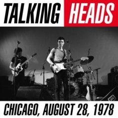 Talking Heads - Chicago, August 28, 1978