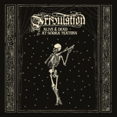 Tribulation - Alive & Dead.. -Lp+Dvd-