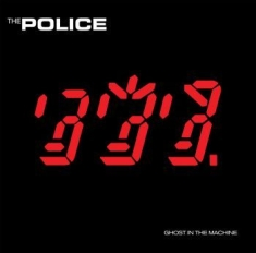 Police - Ghost In The Machine (Vinyl)