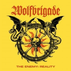 Wolfbrigade - Enemy The : Reality