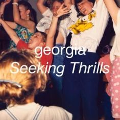 Georgia - Seeking Thrills (Red Vinyl)