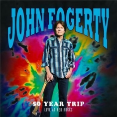 John Fogerty - 50 Year Trip: Live At Red Rock