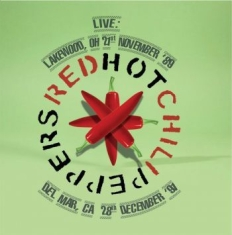 Red Hot Chili Peppers - Live...Lakewood 89/Del Mar 91 (Fm)