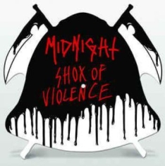 Midnight - Shox Of Violence (Shape Pic Disc)