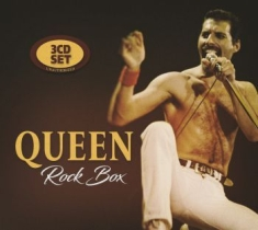 Queen - Rock Box