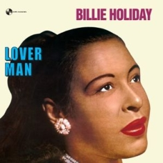 Holiday Billie - Loverman -Hq/Ltd/Remast-