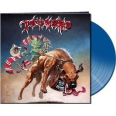 Tankard - Beast Of Bourbon (Blue Vinyl)
