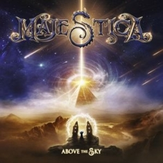 Majestica - Above the Sky - Bonus Track(S)