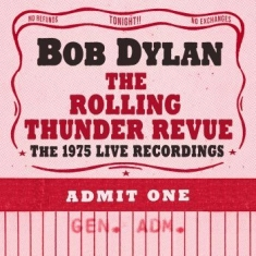 Dylan Bob - The Rolling Thunder Revue: The 1975
