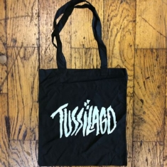 Tussilago - Tote Bag  Logo Black