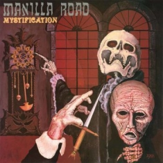 Manilla Road - Mystification (Transparent Blood Re
