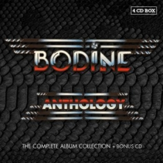 Bodine - Anthology (4Cd)
