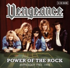 Vengeance - Power Of The Rock - Anthology 1983-
