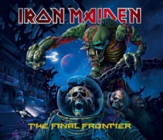 Iron Maiden - The Final Frontier