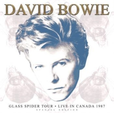 Bowie David - Glass Spider Tour - Live In Canada