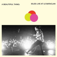 Idles - A Beautiful Thing (Neon Orange Viny