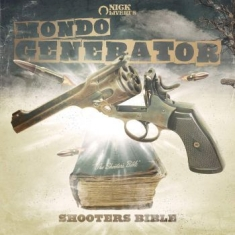 Mondo Generator - Shooters Bible (Clear Green Vinyl)