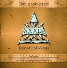 Axxis - Best Of Emi-Years (3 Cd) Limited Go