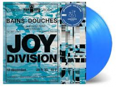 Joy Division - Live At Les Bains Douches (Blue Vin