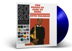 Ornette Coleman - The Shape Of Jazz To Come (Blue)
