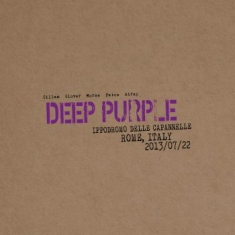 Deep Purple - Live In Rome 2013 (Ltd Ed Numbered