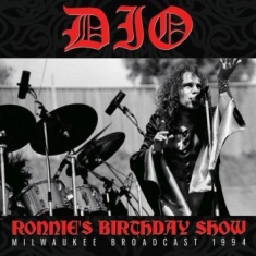 Dio - Ronnies Birthday Show (Live Broadca