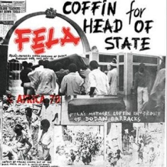 Kuti fela - Coffin For Head Of State