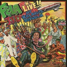 Kuti fela - Johnny Just Drop (J.J.D.)