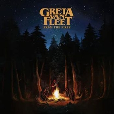 Greta Van Fleet - From The Fires (Ltd Vinyl)