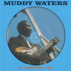 Waters Muddy - At Newport (Picture Disc)