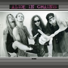 Alice In Chains - Live In Oakland October 8Th 1992